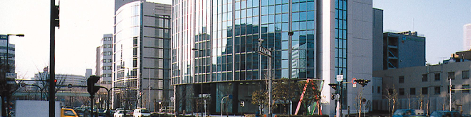 Edobori Center Building Osaka Banner 1